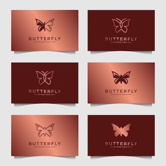 Identità di marca e concetto di biglietto da visita