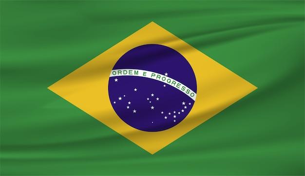 Bandiera nazionale del brasile