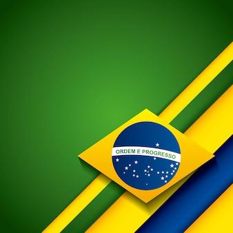 Design di francobolli brasiliani