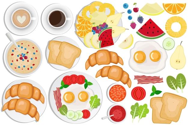 Set colazione