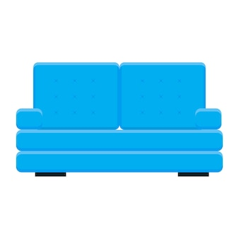 Priorità bassa di patern del divano del fumetto luminoso per il manifesto della scuola materna del bambino di progettazione.