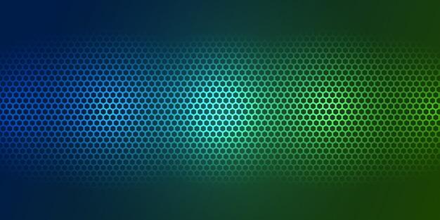 Struttura in fibra di carbonio di colore brillante