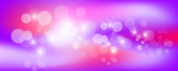 Sfondo olografico luminoso con scintillii, illustrazione vettoriale.