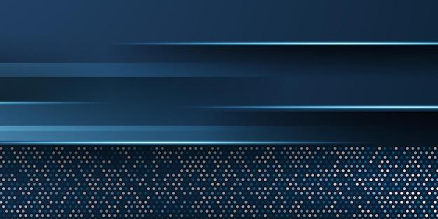 Brochure layout di design con copertina in oro nero impostato per affari e costruzioni. geometria astratta con illustrazione vettoriale aziendale colorata su sfondo. buono per la relazione annuale, la progettazione di cataloghi industriali