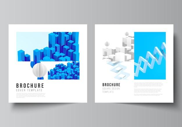 Set di brochure