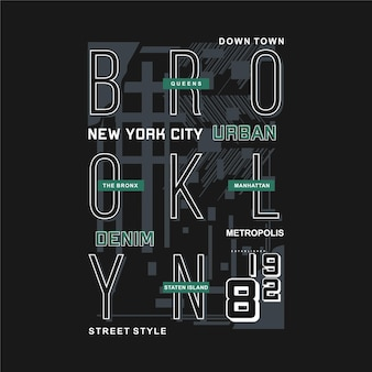Brooklyn, new york, street style