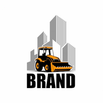 Logo del bulldozer
