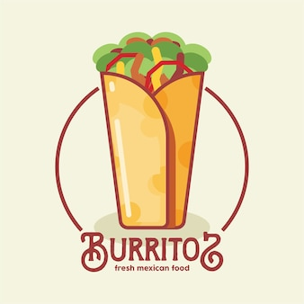 Logo di burritos