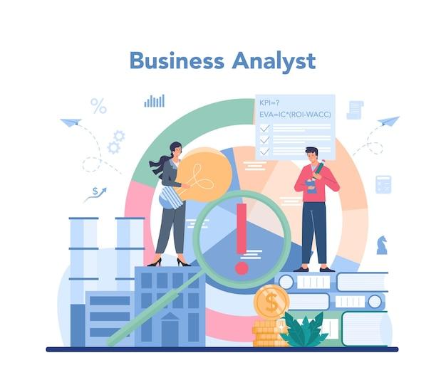 Analista di affari