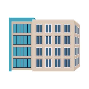 Icona della costruzione di affari