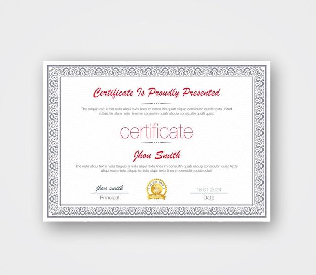 Progettazione del certificato aziendale