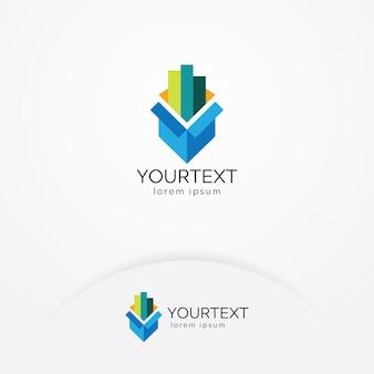 Logo business & finance