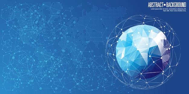 Illustrazione del cerchio o di infographics di affari.