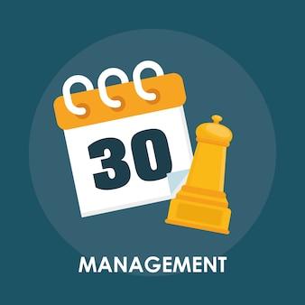 Progettazione grafica di progetti di gestione aziendale