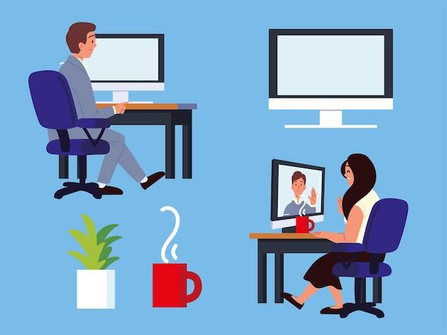 Partner commerciale online