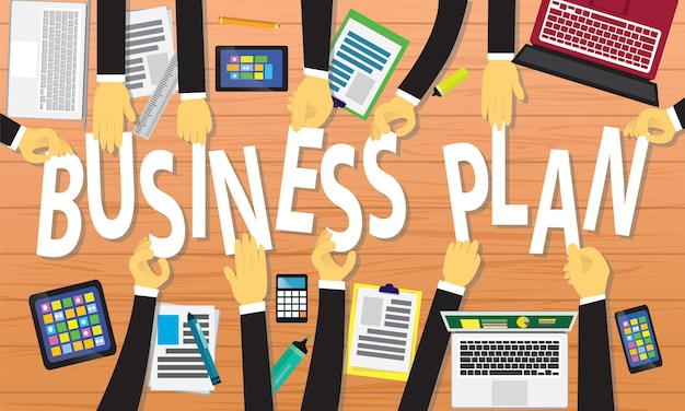 Concetto del business plan