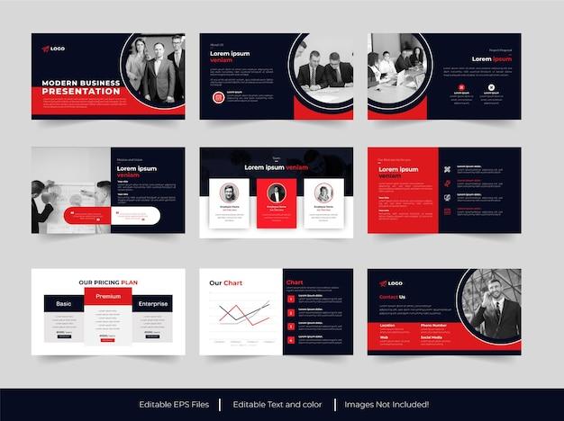 Modello di presentazione powerpoint aziendale