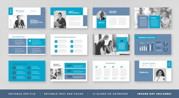 Progettazione di presentazioni aziendali