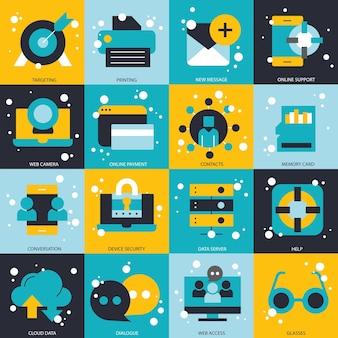Concetto di business e tecnologia