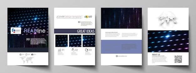 Modelli di business per la brochure