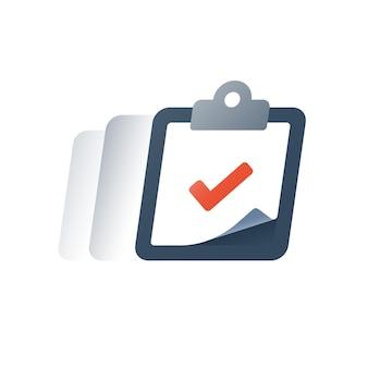 Concetto di corso completo di formazione aziendale, obiettivi di gestione del progetto