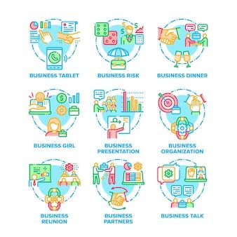 Set di lavoro aziendale