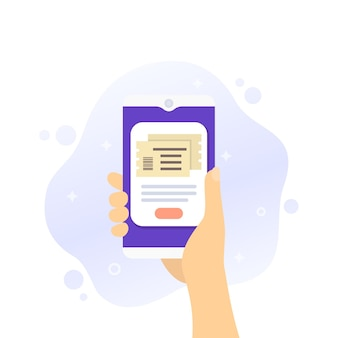 Acquista i biglietti online con telefono, app mobile
