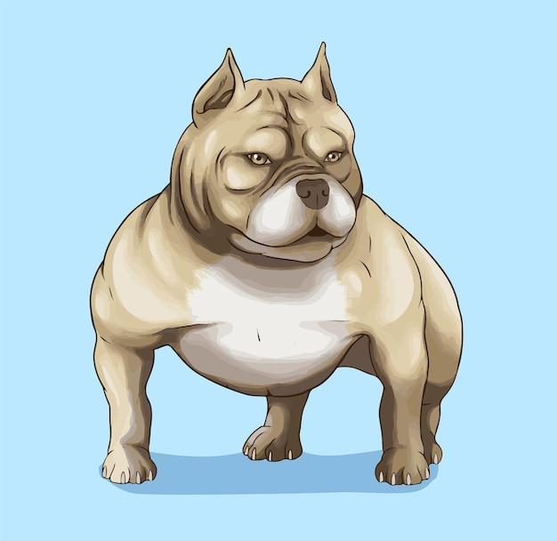 Cachorro rubio