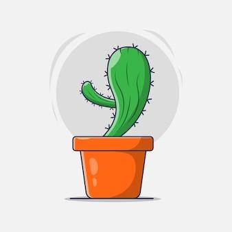 Icona della pianta di cactus