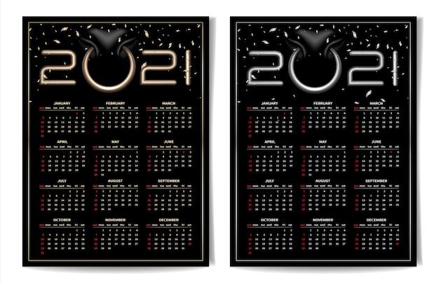 Il calendario è impostato. secondo il calendario cinese, l'anno del bue.