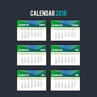 Icona isolata mesi di calendario