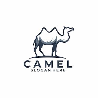 Modello logo cammello