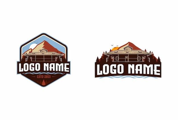 Logo del campeggio in viaggio