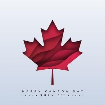 Celebrazione del canada day