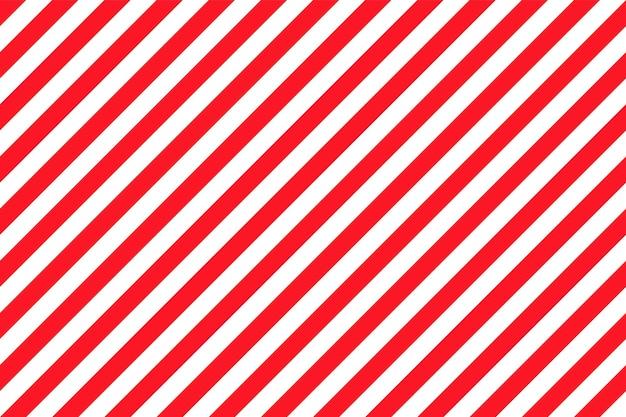 Motivo a strisce di bastoncini di zucchero. sfondo di natale senza soluzione di continuità. illustrazione vettoriale.