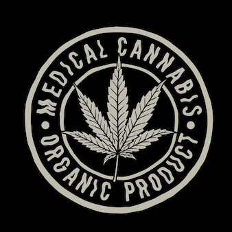 Esemplare di pianta di cannabis