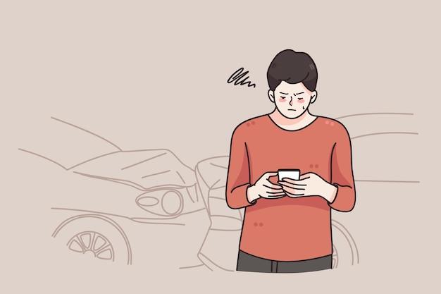 Incidente stradale e concetto di assicurazione