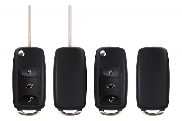 Set chiavi auto