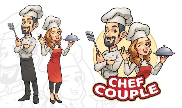 Chef di coppia del fumetto