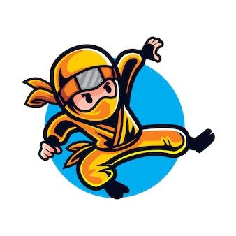 Cartoon ninja strike