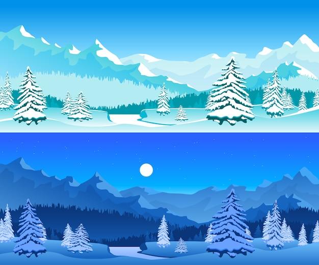 Giorno e notte di inverno del fumetto
