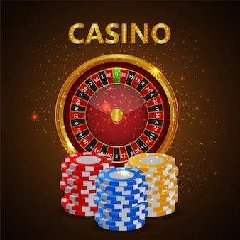 Gioco da casinò online con slot da casinò con fiches colorate