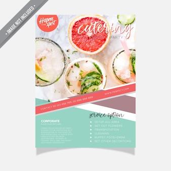 Brochure catering brochure