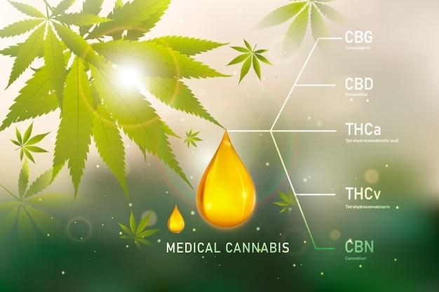 Benefici dell'olio di cbd, usi medici per l'olio di cbd e la canapa.