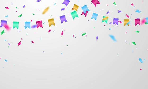 Sfondo di celebrazione.