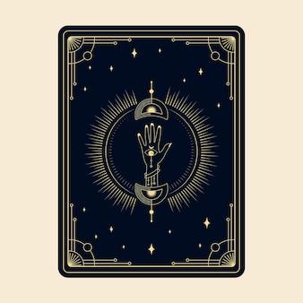 Celesti magici tarocchi esoterico occulto lettore spirituale stregoneria magia mani di cristallo occhio