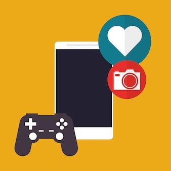 Icone cellulare e di telecomunicazione
