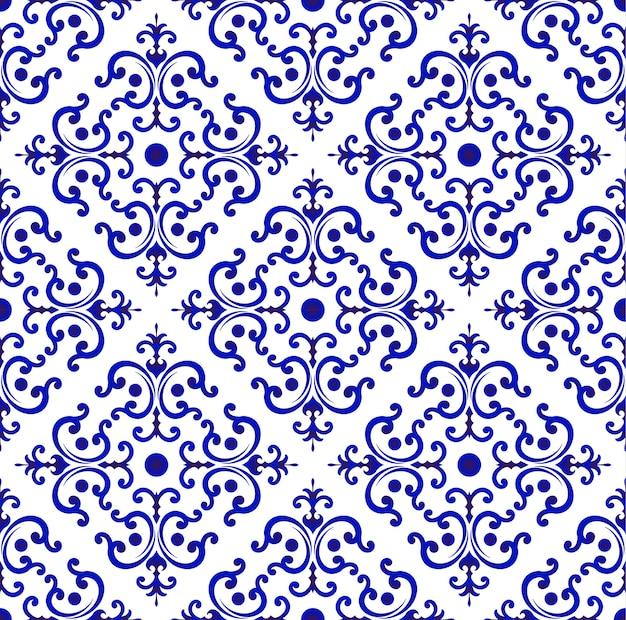 Stile cinese di piastrelle di ceramica