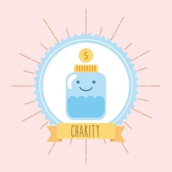 Charity donare ai bambini