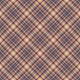 Controllare il motivo senza cuciture plaid. sfondo di ornamento tessile. design in tessuto piatto. tartan.